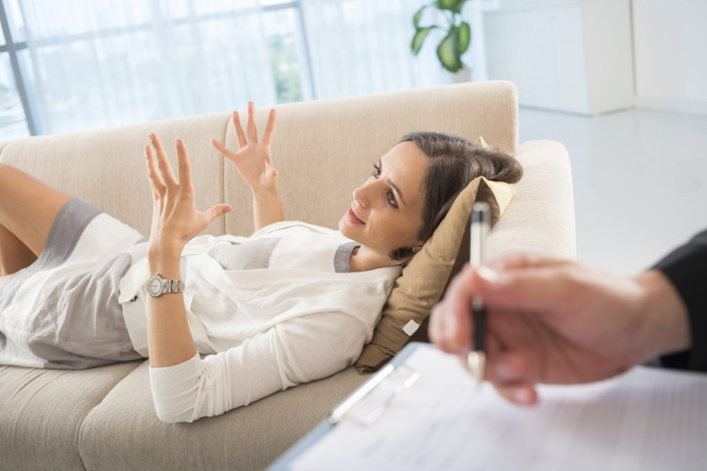 Transtorno de Ansiedade Generalizada Psicoterapia