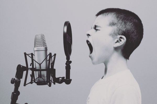 Dê voz a Criança Interior