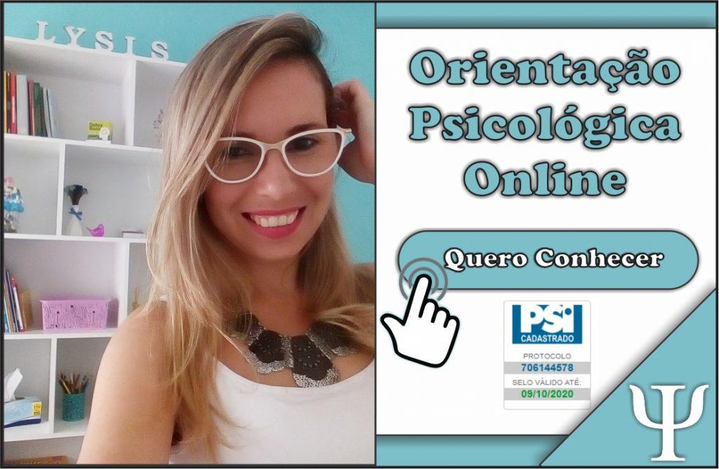 Orientação Psicológica Online